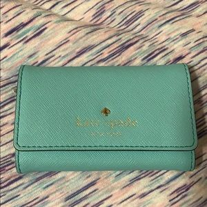 Kate spade wallet key case
